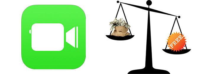 FaceTime бесплатный сервис или нет