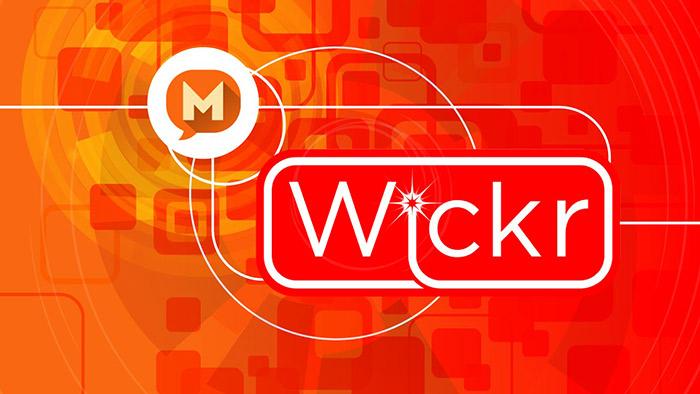 Wickr скачать на Русском языке