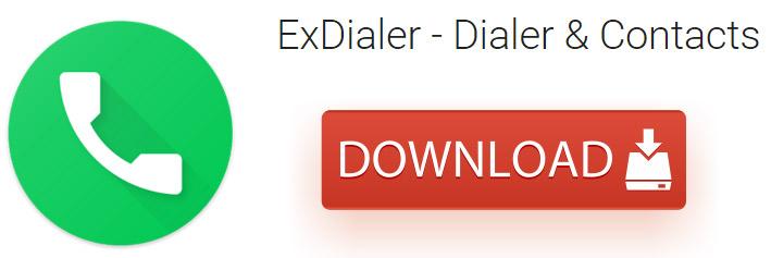 ExDialer - Dialer & Contacts - скачать бесплатно