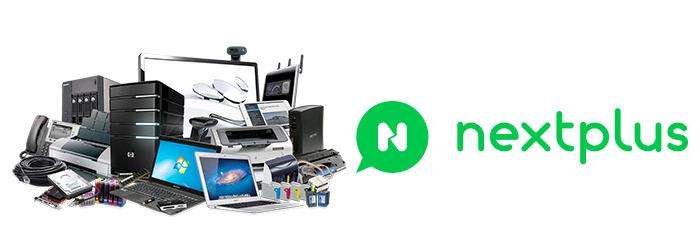 Nextplus - для компьютера