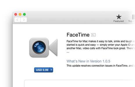 FaceTime как пользоваться мессенджером