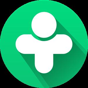 Логотип приложения ДругВокруг