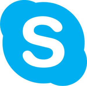 Скайп логотип