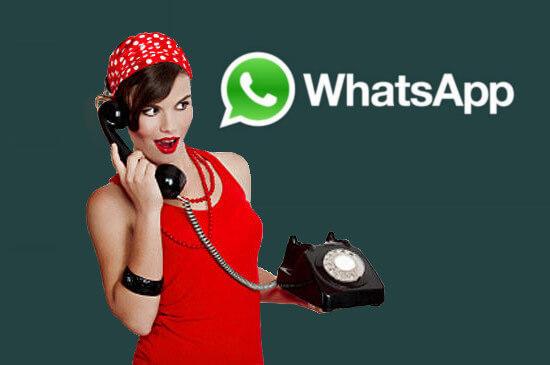 Звонки по ватсап платные или бесплатные