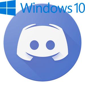 Discord для Виндоус 10
