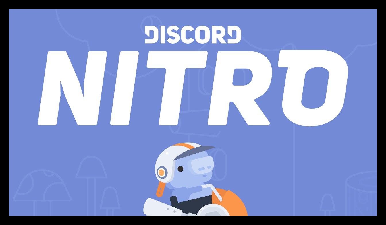 Платная функция Nitro Discord