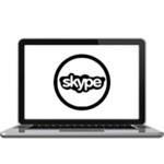 Skype для ноутбука