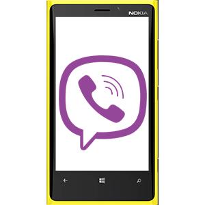 Вайбер на Nokia Lumia