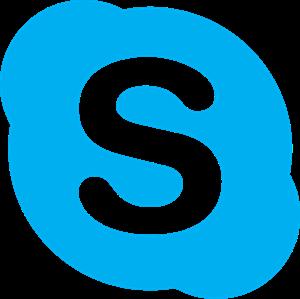 Скайп лого