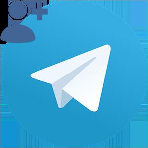 Как добавить новый контакт в Telegram