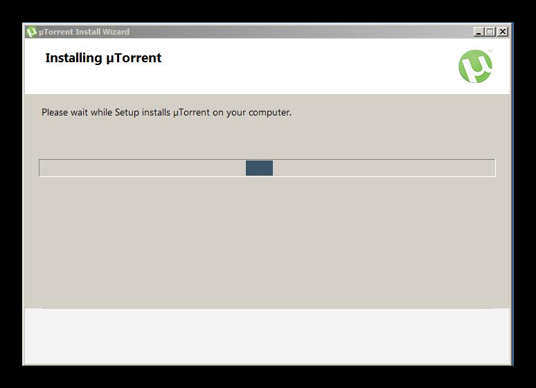 Процесс установки utorrent для Дискорда