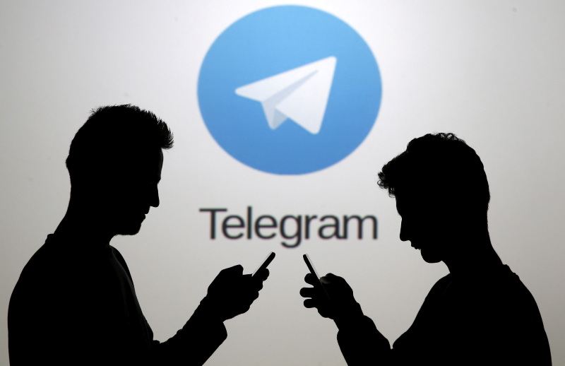 Секретные чаты в Telegram