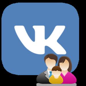 Семейное положение Вконтакте