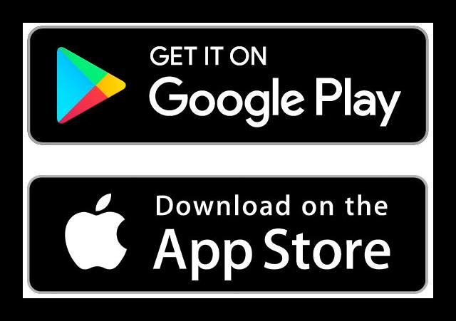 Скачивание Вайбер с помощью Google Play или App Store