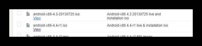 Скачивание операционной системы Android для установки плагина Вконтакте на компьютере