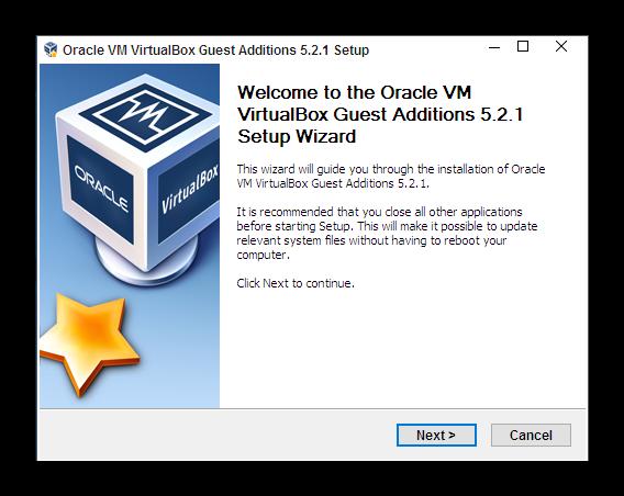 Установка обновлений для гостевой ОС Windows XP чтобы запустить Дискорд