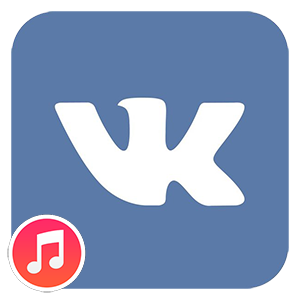 VK Logo Music