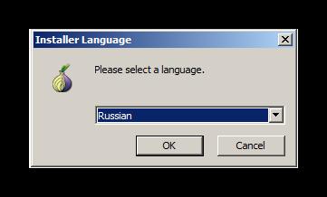 Задание языка интерфейса браузеру tor для обхода запрета на посещение Вконтакте