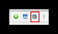 Запуск плагина VKfox через браузер Google Chrome чтобы быть оффлайн