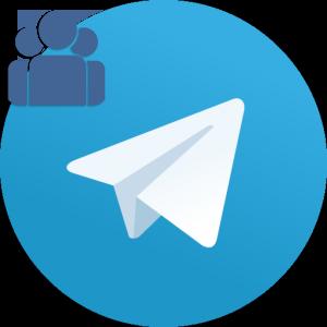 Создание группы в Telegram