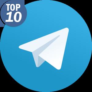 ТОП 10 ботов Телеграм