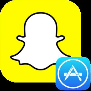 Скачать Snapchat из App Store