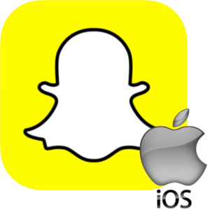 Скачать Snapchat на iOs