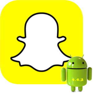 Скачать Снэпчат на Андроид 4.4.2 бесплатно