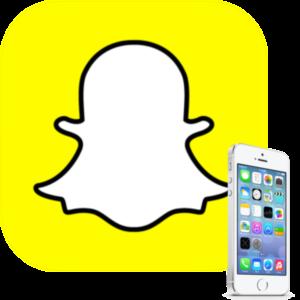 Snapchat скачать бесплатно на Айфон 5 и 5s