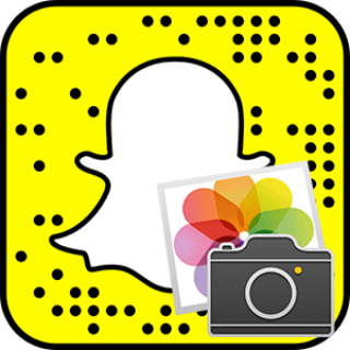 Как-добавить-фото-в-Snapchat