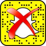 Как-удалить-Snapchat