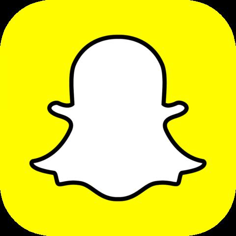 Лого Snapchat