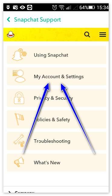 My akk Snapchat