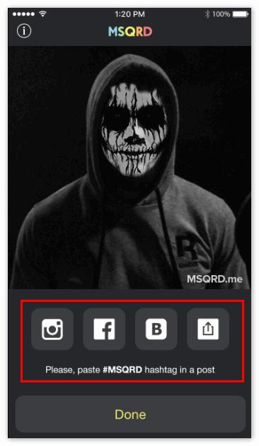 Поделится Snapchat