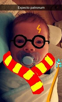 Рисуем в Snapchat