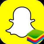 Snapchat в Bluestacks