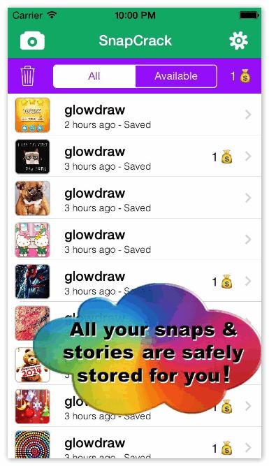 Snapcrack Snapchat