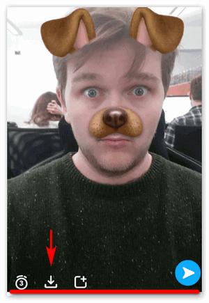 Дополнительные инструменты в Snapchat