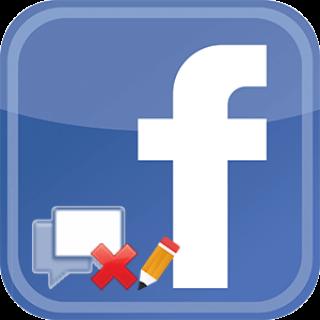Как оставить и удалить комментарий в Фейсбук