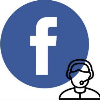 Служба поддержки Фейсбук