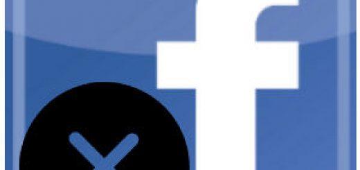 Фейсбук Удалить