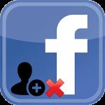 Как добавить и удалить друга из Фейсбука