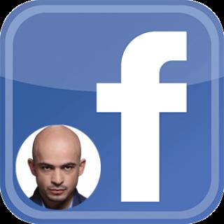Мустафа Найем в Фейсбук - официальная страница